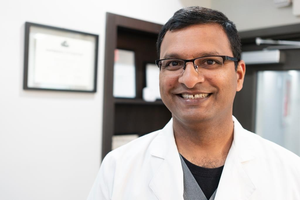 Dr. Ram | Family Dentist in Clinton Township, MI